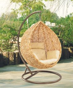 Fashionable Style White Patio Swing With Canopy( N301-bbj) - Buy Swinging…