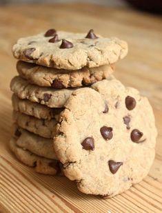 My healthy sweetness - Dessert Ig Bas, Cookies Sans Gluten, Cooks Illustrated Recipes, Cookies Light, Patisserie Sans Gluten, Vegan Kitchen, Healthy Cookies, Dessert Healthy, Cookies Et Biscuits
