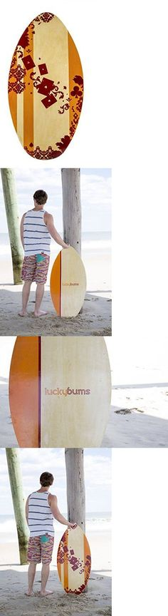 Skimboards 155141: Lucky Bums Wood Skimboard, Clubs - 39 Inches -> BUY IT NOW ONLY: $44.37 on eBay!