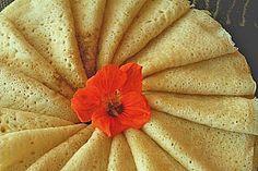 Injera, ein raffiniertes Rezept aus der Kategorie Brot und Brötchen. Bewertungen: 19. Durchschnitt: Ø 3,6.