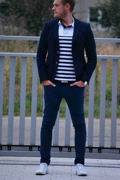 23 Looks ideales para los hombres que no quieren usar zapatos de vestir