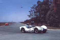 Dan Gurney/Masten Gregory, 1960 Buenos Aires 1000km, 3.0 Maserati Tipo 61[2451]. DNF.