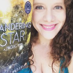 Super excited to share that #WanderingStar #galleys will be given out at the #PenguinTeen booth at #SDCC2015, along with #horoscope cards and  #Zodiac #tattoos! <3<3<3 Details coming soon... xoxoxo #ZodiacBooks #RominaRussell
