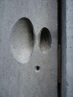 Zumthor door handle