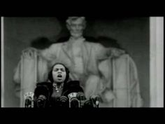 [Summer Concert Series] Marian Anderson at the Lincoln Memorial - PreservationNation Blog