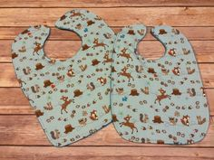 A personal favorite from my Etsy shop https://www.etsy.com/listing/449156098/reversible-woodland-cotton-blue-minky