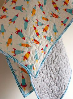 CUSTOM wholecloth quilt // your choice of by olivetreetextiles