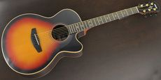 YAMAHA / CPX1200II VS Acoustic Guitar Free Shipping! δ