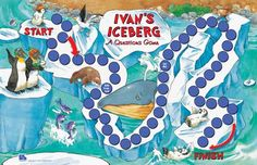 Ivan's iceberg wh questions
