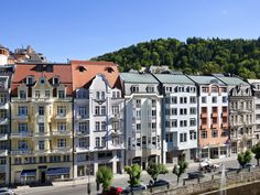 Karlovy Vary Vienna House Dvorak Karlovy Vary Czech Republic, Europe Vienna House Dvorak Karlovy Vary is perfectly located for both business and leisure guests in Karlovy Vary. Offering a variety of facilities and services, the hotel provides all you need for a good night's sleep. To be found at the hotel are free Wi-Fi in all rooms, daily housekeeping, fax machine, photocopying, printer. Guestrooms are designed to provide an optimal level of comfort with welcoming decor and s...