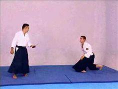 Knife Disarming Basics: Aikido Tanto Tori 2 - YouTube