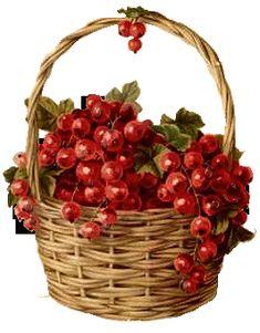 Decoupage, Language Of Flowers, Food Illustrations, Clipart, Victorian, Basket, Inspiration, Printables, Home Decor