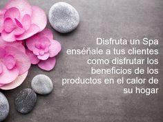 SPA en el hogar presentación | +Felicidad +Bienestar Spa, Sentences, Aromatherapy, Happiness, Wellness, Entryway, Home