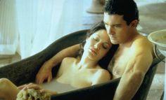 Angelina Jolie & Antonio Banderas - Original Sin,2001.
