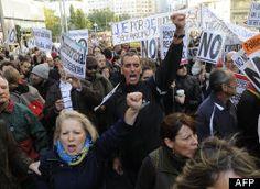 Directo 27O | Nueva manifestación para protestar contra los Presupuestos Generales del Estado