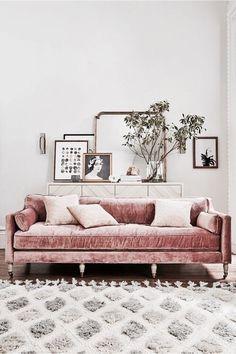 Imagen de interior, sofa, and home