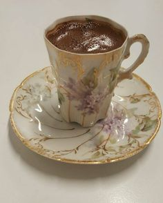 Elixir Of Life, Coffee And Books, Perfect Cup, Chocolate Coffee, Happy Day, Morning Coffee, Tea Time, Tea Cups, Tableware