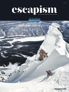 ISSUU - Escapism - 23 - The Ski Special by Square Up Media Ltd.