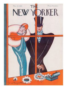 The New Yorker Cover - March 20, 1926.
