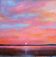 34 Best sunrise painting images in 2013   Sunrise painting