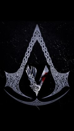 Tatouage Assassins Creed, Arte Assassins Creed, Assasing Creed, All Assassin's Creed, Assassin's Creed Wallpaper, Viking Wallpaper, Viking Symbols, Viking Runes, Viking Aesthetic