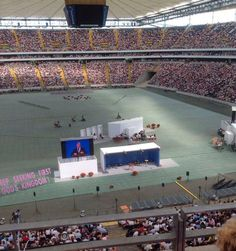 International convention 2014 in Frankfurt, Germany