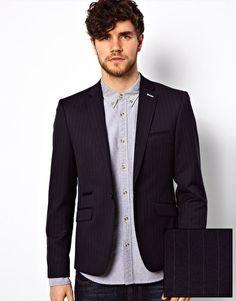 Vito Pinstripe Suit