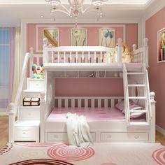 Двухъярусные детские кровати в Интернет-магазине Nazya.com