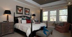 Belmont neighborhood - new home in Cary, NC