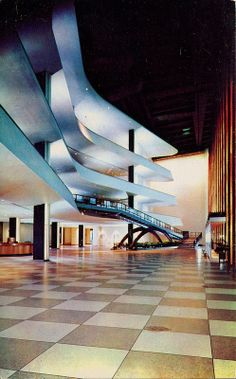 Public Lobby, United Nations, New York