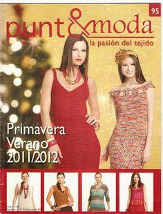 Revista Punto & Moda 95