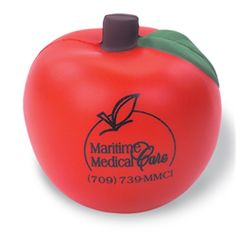 PL-0247 Apple Stress Reliever