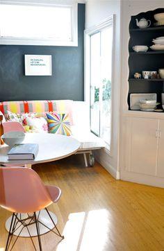 Birch   Bird Vintage Home Interiors » Blog Archive » Colour Burst: Red   Pink Interiors