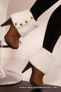 """Season's Greeting's""...................beautiful boots - Woman Shoes - Best Collection"