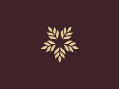 Wheat  Star by Alfrey Davilla | vaneltia #Design Popular #Dribbble #shots