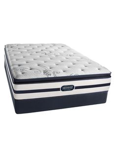 Recharge Luxury Firm Pillow Top Mattress Set - Brought to you by Avarsha.com
