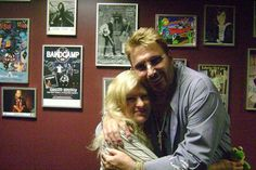 Me and Chuck Negron, former lead singer for Three Dog Night Three Dog Night, Special People, Bands, Positivity, Singer, My Favorite Things, Couple Photos, Couple Shots, Singers