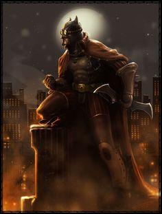 I'm the Goddamn Batman!: Photo