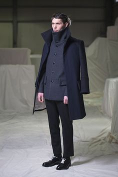CY CHOI »BALLOONIST« AUTUMN/WINTER 2012/13 MEN'S COLLECTION