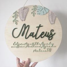 Baby Nursery Decor, Baby Decor, Shape Design, Wall Design, Baby Name Signs, Diy Wood Signs, Acrylic Box, Craft Sale, Newborn Gifts