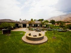 The Galvan Estate: Custom built luxury estate minutes from downtown Palm Springs