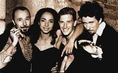 Sade, the band.