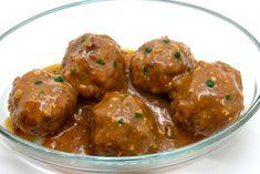 Boulets liègeois, sauce lapin | Loft Kitchen