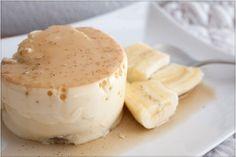 Как приготовить бананово-ванильный пуддинг-кастард - рецепт, ингридиенты и фотографии