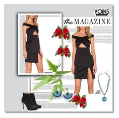 """""""YOINS 6"""" by lejla-cergic ❤ liked on Polyvore featuring polyvoreeditorial and yoins"""