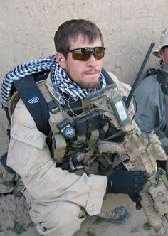 Danny Dietz - Navy Seal, killed in Combat.   Lone Survivor