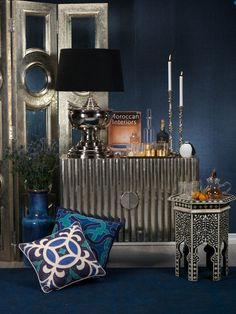 """Moroccan Accessories from """"Moroccan Accents"""""""