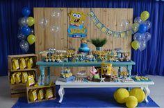 Bob Esponja (Festa) Sponge Bob (Party)