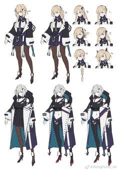 Character Model Sheet, Female Character Design, Character Creation, Character Design Inspiration, Character Design References, Character Concept, Character Art, Female Characters, Anime Characters
