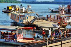 Rio Tocantins - Maranhão/Tocantins    (by deltafrut)